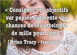 Consigner vos projets sur papiers - tianaweb