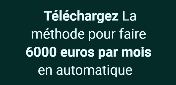 6000 euros par mois en automatique